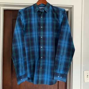 Banana Republic button down. M. Like new